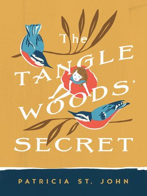 cover image of The Tanglewoods' Secret
